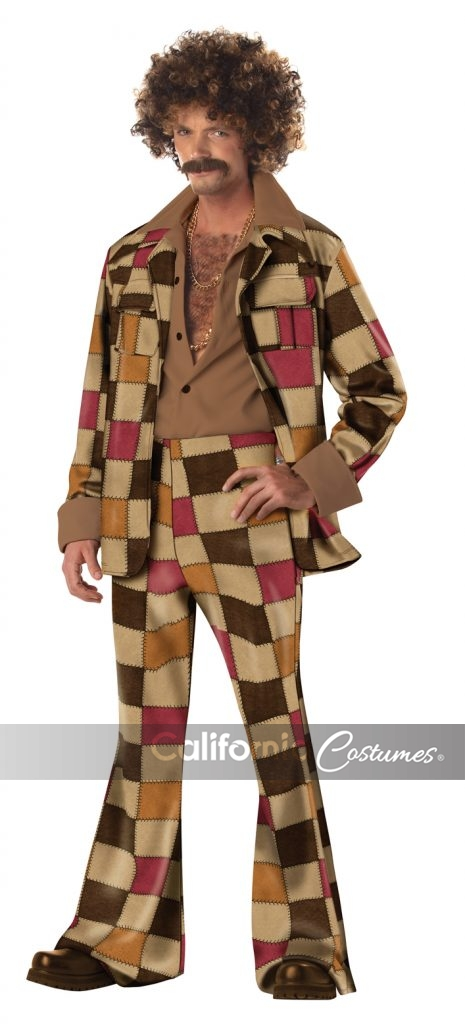 California Costumes Mens Disco Sleaze Ball Costume