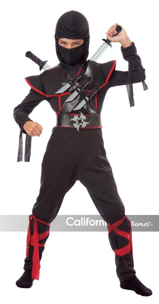 Stealth Ninja Weapons Belt California Costumes