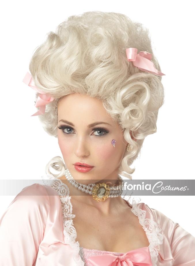 Marie Antoinette Wig California Costumes