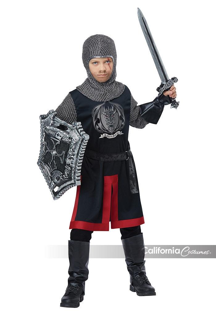 California Costumes Dragon Knight Boys Costume 00598