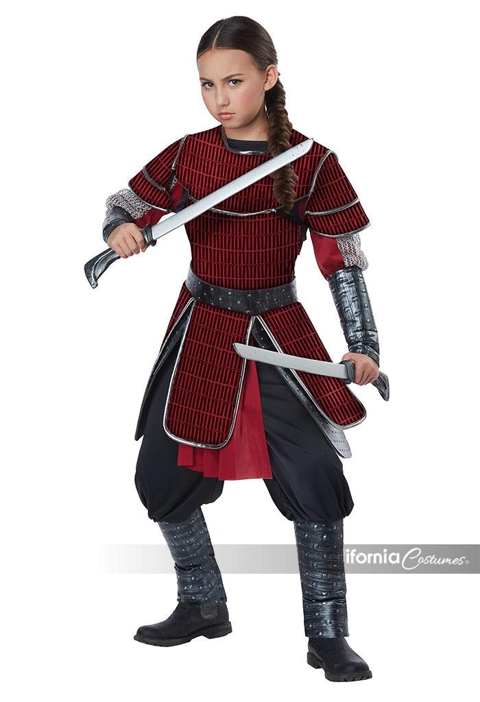 Deluxe Samurai Child