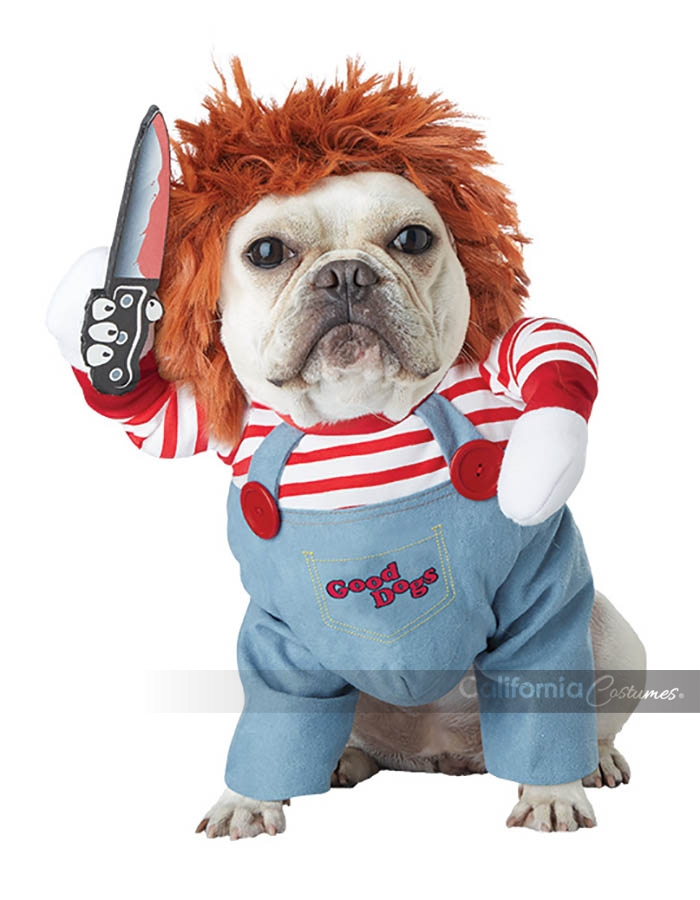 Deadly Doll Dog Costume California Costumes